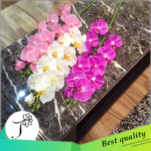 2015 JY colorful high quality best price butterfly orchid bouquet for decoration