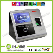 Hot Touchscreen IR Camera GPRS/WIFI Face And RFID Identification Time And Attendance (MYFACE7)