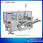 Ce certificação kxj5050 automático eretores caixa& selador de fundo