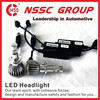 Latest 38w led headlight 3200LM high lumen XHP50 Chip H3 H7 H8 H9 H11 9005 9006 Car LED Headlights for vw polo headlight bulb