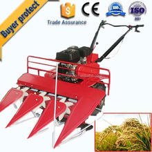 Large Capacity mounted tractor wheat combine harvester machine