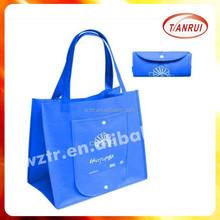 folding shopping bag/supermarket use bag