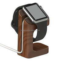 Charging Stand For Apple Watch 38mm 42mm,for apple watch wooden charger,for apple watch adapter