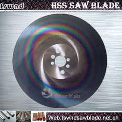 superhard coating DM05 M2 M42 saw blank for stainless steel cutting High Speed Steel circular saw blade