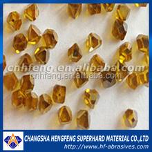 wholesales sell well india market Hengfeng brand single monocrystalline diamond for cut/polishing/grinding