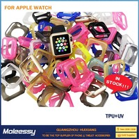 Outstanding tpu protective cases for apple watch