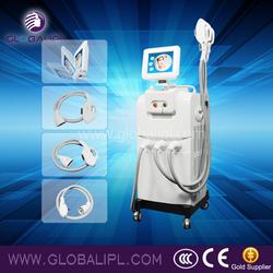 Painless SSR skin care multifunction ipl rf beauty equipment