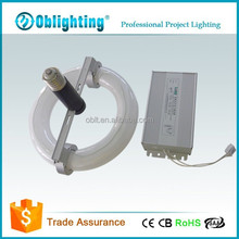Ring and Square tubular fluorescent lvd induction lighting e40 induction lamp
