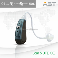 Advanced intelligent Best Fitting Hearing Aid BTE with External Sound Tube
