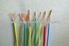 A fast bv copper conductor electrical cable