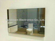 High Class Wholesale Hotel Bedroom Waterproof Tv Mirror