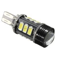 Best Promotion T15 16W 5630 COB 15 SMD Bright White No Error Canbus LED Car Backup Reverse Light Lamp Bulb DC12V