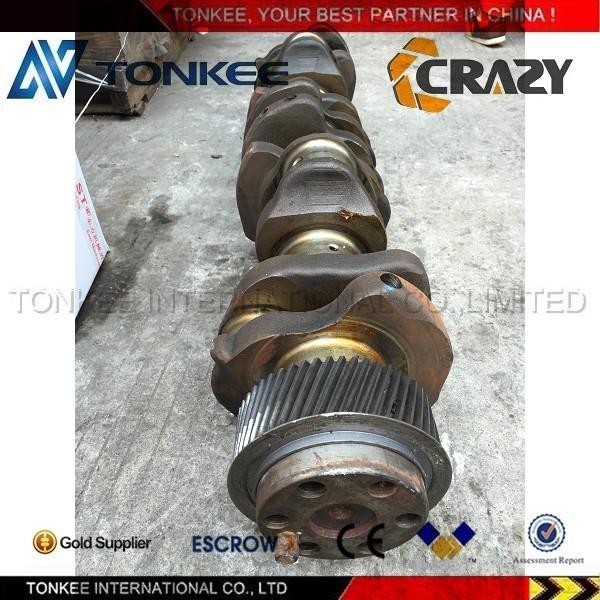 original used 6D17 crankshaft 6D17 STD crankshaft (3).jpg