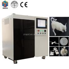 high precision plastic 3D printer SLA prototype (photosensitive resin gift)