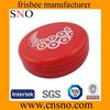 Economical custom design cool frisbee