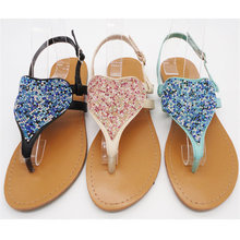 beautiful styles new design adjustable wedge shoes