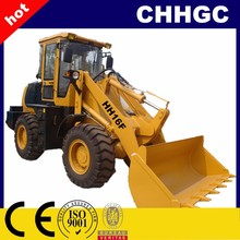 CE 1.6 ton mini tractors with front end loader allibaba.com
