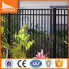 Best sale professional factory supply metal fence / Spear top Ssteel fence panel/ PVC coated security fence