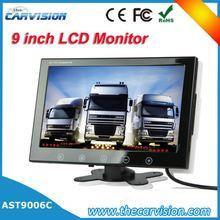 "9"" LCD Monitor concrete mixer truck 7 inch video monitor"
