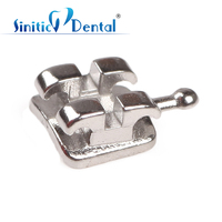 Sinitic Dental material orthodontist metal injected mold bracker dental brace accessories