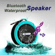 Out door Bluetooth Speaker C6 waterproof For Smart Phones