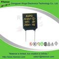 Ul cul pse ccc vde radial tco térmica electro link, fusível térmico/corte de links a2-3a-f