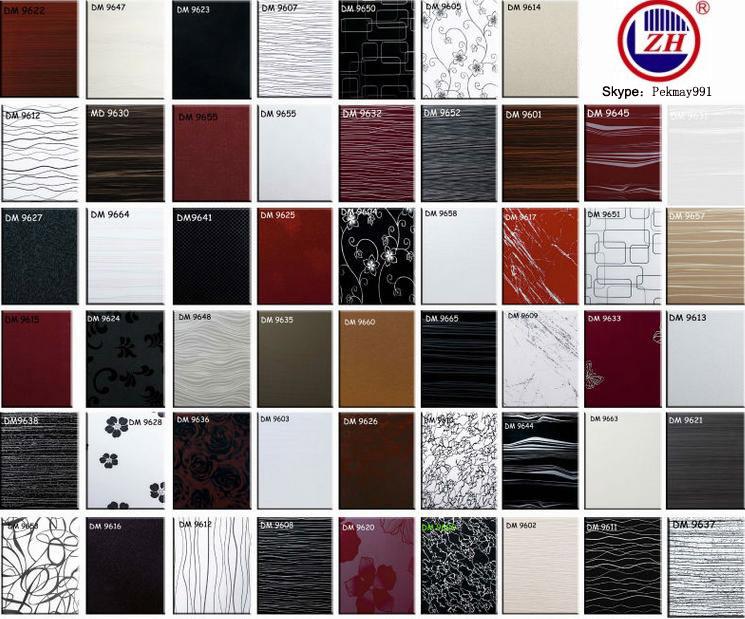 Pvc Sheet For Furniture Coating,Transparent Pvc Rigid Sheet,1mm Pvc ...