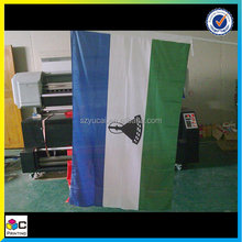 factory promotion price best selling digital printing vinyl banner for football match