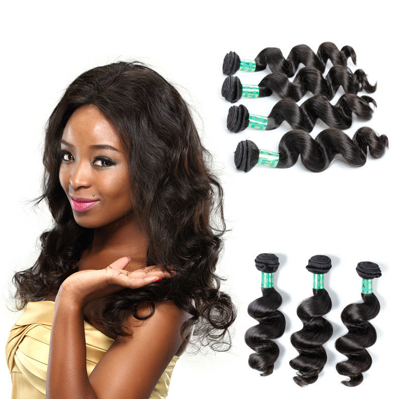 Sew In Human Hair Extensions Cheap 39