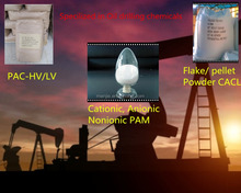 China Brand Name Polyanionic Cellulose PAC of drilling fluid chemicals