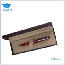 Best luxury business touch ballpoint pen gift set for VIP custom