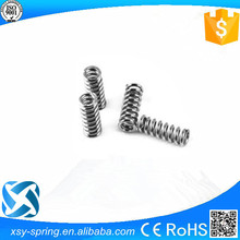 All kinds of hot sale exercise equipment compression spring for high performance