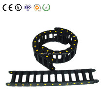 2014 Best selling nylon cable carrier, cnc plastic cable chain, cable carrier chain