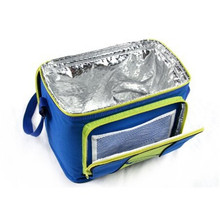 Nonwoven Travel Polyester Cheap rolling cooler bag
