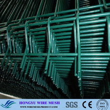 galvanized & pvc coated welded wire mesh/fence/net panel