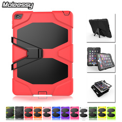 Newest designs shockproof universal tablet hard case for iPad air 2
