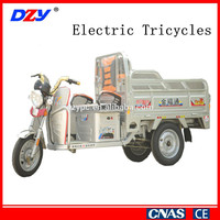 Good Appearance New Style For Passenger Electric Tricycles