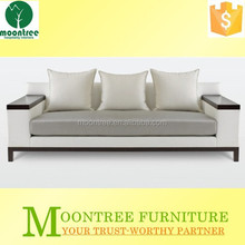 Moontree MSF-1132 3 seater wooden fabric sofa dimensions