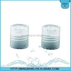 Wholesale flip top cap for shampoo bottle