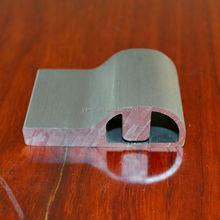 Anodized Aluminium Door Handle Profile