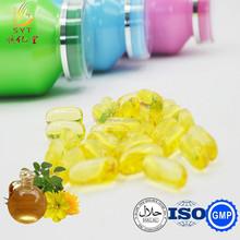 Herbal medicine evening primrose soft gel for fibroids