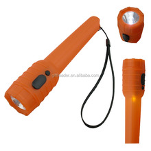 2 LED Plastic Flashing Light Torch