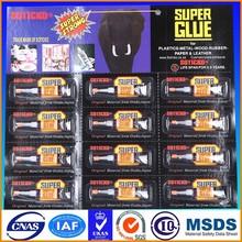 Wholesell elephant super glue cyanoacrylate adhesive super glue