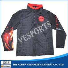 Motorcycle team mens tracksuit jacket