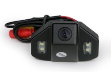 CCD Car Parking Camera for Honda CRV Fit Auto Backup Parking Rear View Reversing Review with Night Vision