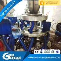 hdpe ldpe plastic film blowing machine plastic film blowing extruder screw high speed