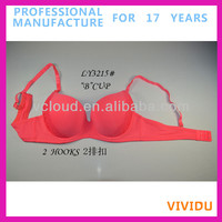 New Arrival girls hot sexy bra smooth