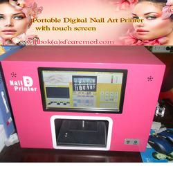 2016 Digital Fashion nail art machine printer factory supply