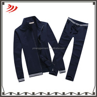 Wholesale cuba winter tracksuit design men wool tracksuit