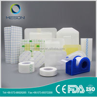 Free Sample soft sterile adhesive wound dressing surgical instruments
